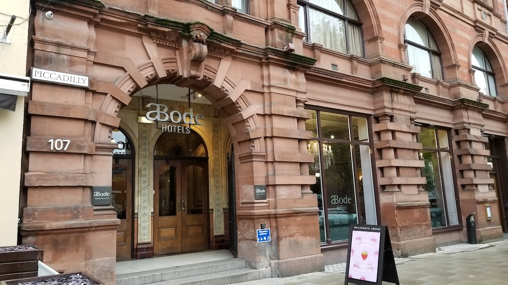 Manchester, United Kingdom - Abode Hotels