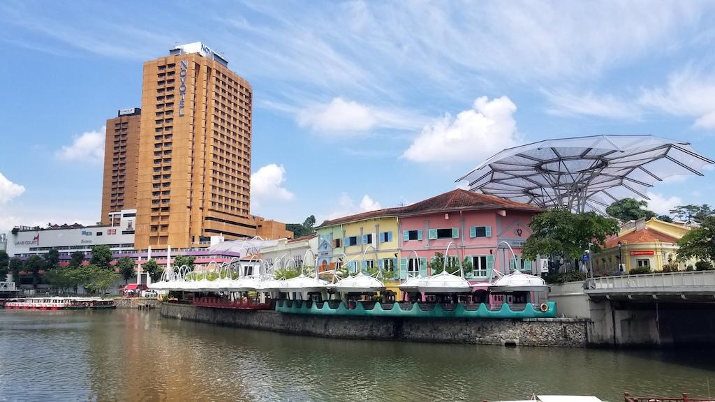 Mile Zero Singapore Novotel