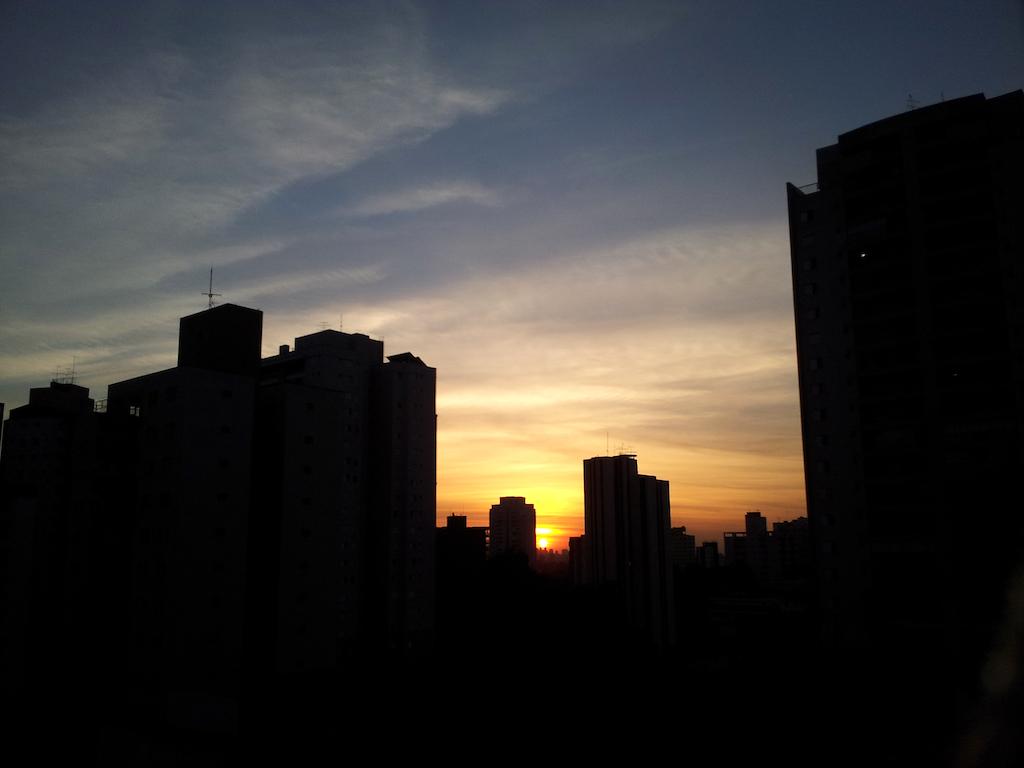 São Paulo, Brazil - Sunset