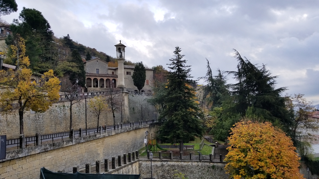 San Marino, San Marino - Tower