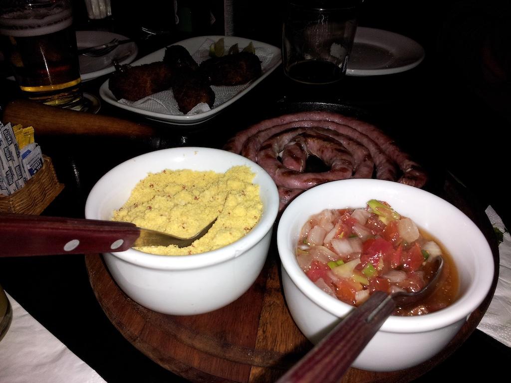 São Paulo, Brazil - Food