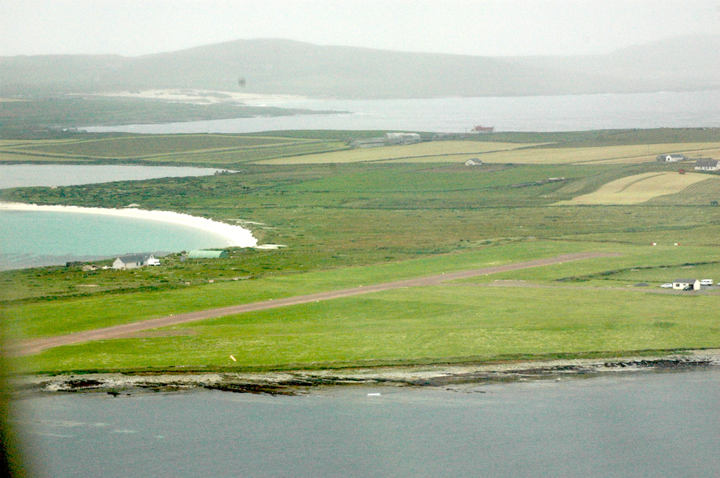 Westray, Orkney Islands, Scotland, United Kingdom - Westray Airport