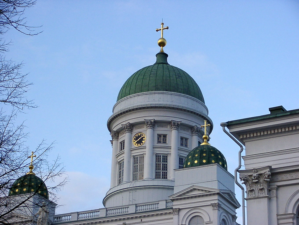 365. Helsinki, Finland is the last Unfamiliar Destination in the Series