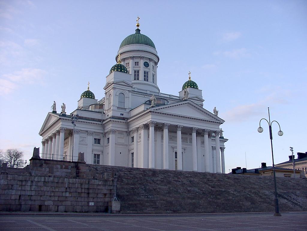 Helsinki, Finland - Helsinki Cathedral