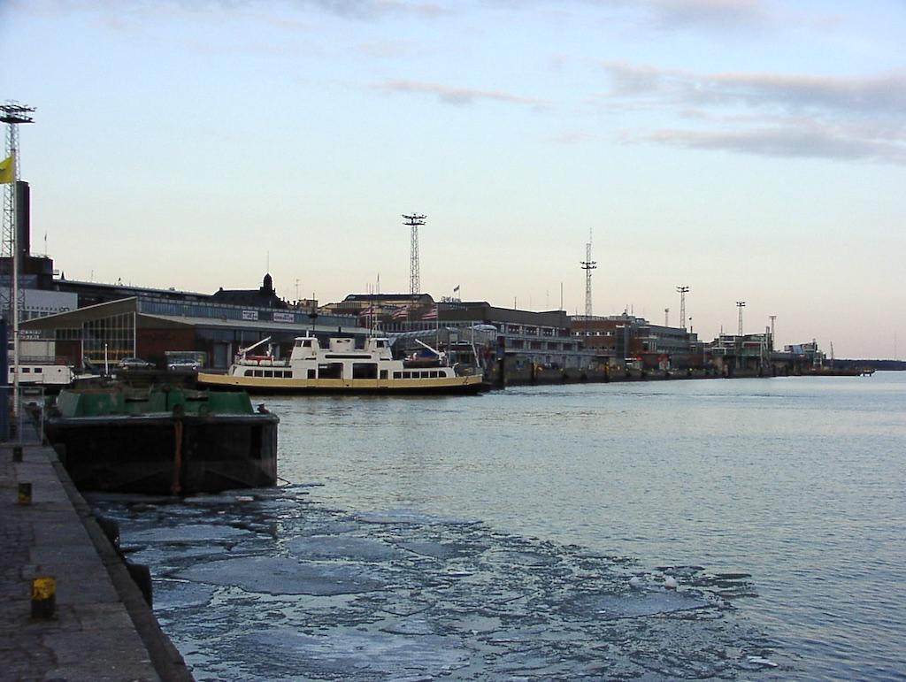 Helsinki, Finland - Helsinki Port