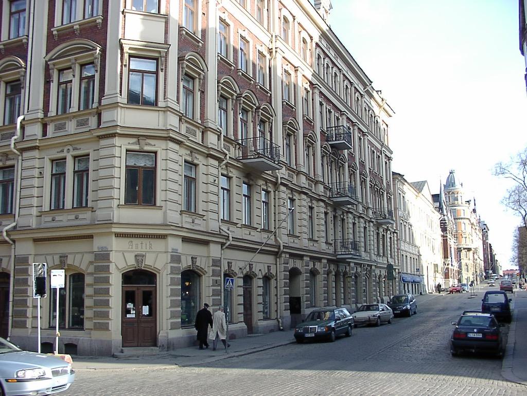 Helsinki, Finland - Street