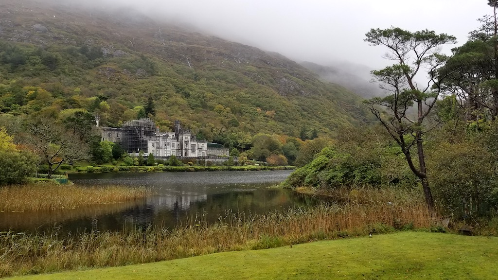 Kylemore Abbey and Victorian Walled Garden, Kylemore Abbey, Ireland - Kylemore Abbey