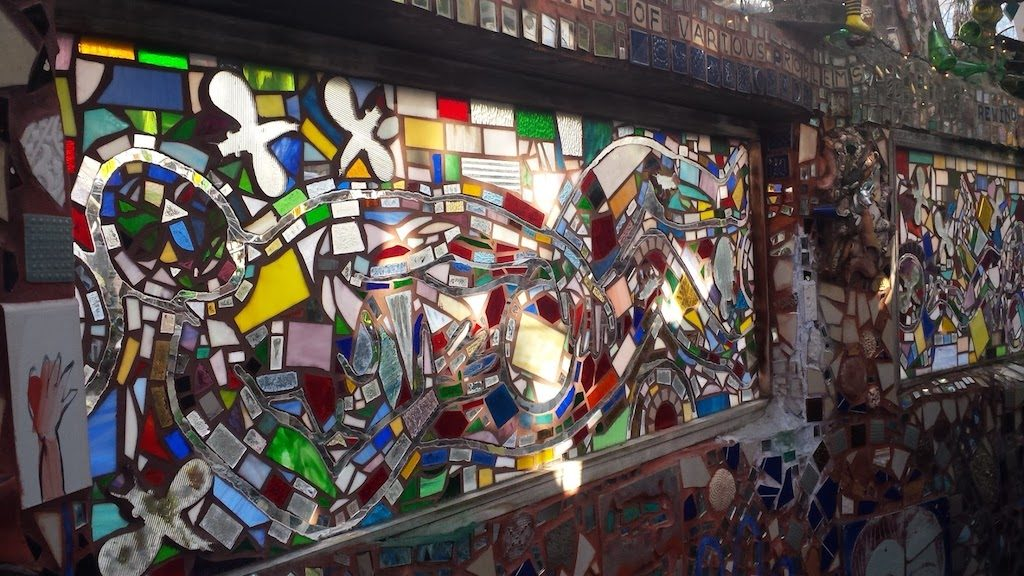 Philadelphia, Pennsylvania USA - Magic Gardens