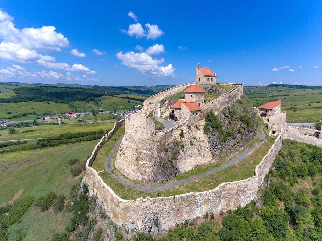 Rupea Fortress, Romania - compliments of JayWay Travel
